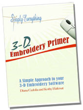 3-D Embroidery Primer