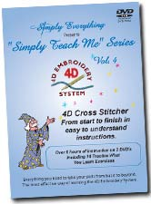 4D Vol. 4 - Cross Stitcher