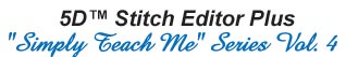 5D Stitch Editor Plus