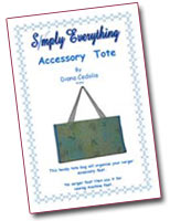 Simply Everything Accessory Tote