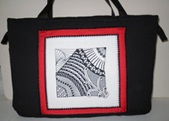Zentangle Embroidery Designs