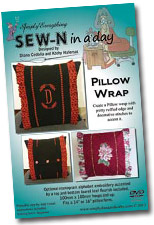 SEW-N in a day Pillow Wrap
